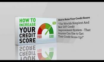 How to Raise Your Credit Score with An Easy DIY Software