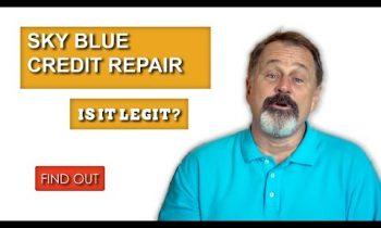Sky Blue Credit Repair Review & Testimonial | 888-550-2843 | Credit Repair Review