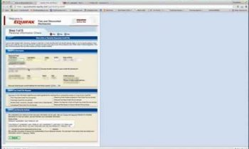How to get free Equifax Credit Report