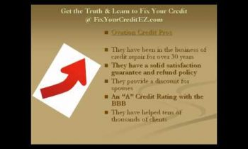 Ovation Credit: Easily Among The Top 3 Companies Within the Credit restoration Industry