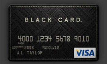 Black Card Visa – How to Apply