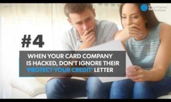 5 hints to help protect yourself from credit card fraud