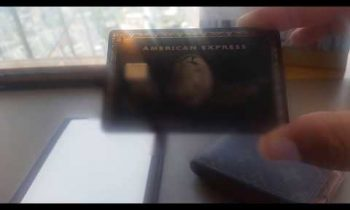 American Express Black Card Review by Millionaire Forex Trader