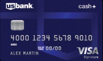 USBank Cash+ Visa Signature Card (Review)