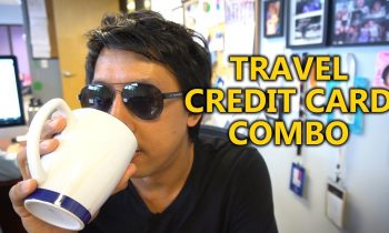 TRAVEL CREDIT CARD COMBO | EARN THE MOST POINTS