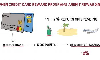 When Credit Card Reward Programs Aren't Rewarding