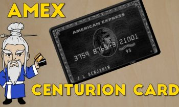 What is the Amex Centurion Card? And How to Get it!