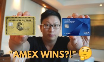 "Game Over Chase? ""Amex Wins!"""