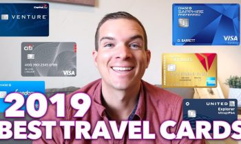 TOP BEST CREDIT CARDS FOR TRAVEL IN 2019 | BEST TRAVEL REWARDS CREDIT CARDS | HOW TO TRAVEL FOR FREE