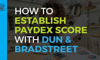 How Establish Paydex Score with Dun & Bradstreet